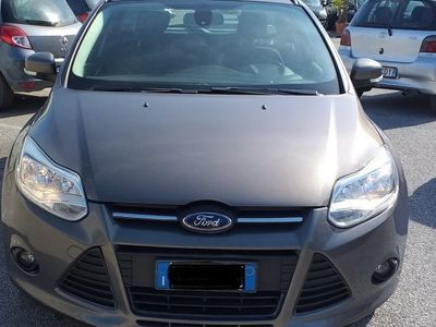 brugt Ford Focus 1.6 tdci 115cv sw plus