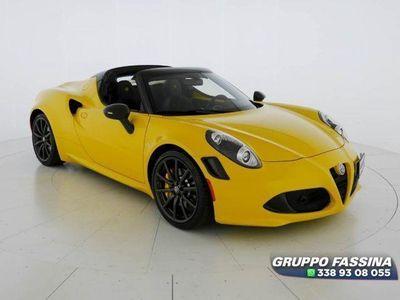 używany Alfa Romeo 4C 4C 1750 TBi Spider1750 TBi Spider