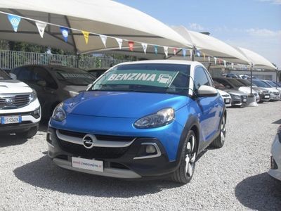 usata Opel Adam Rocks 1.2 70 CV Air full optional km certificati