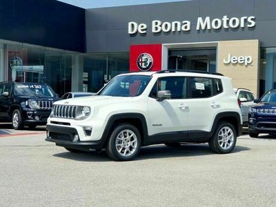 usata Jeep Renegade 1.3 turbo t4 phev Limited 4xe at6