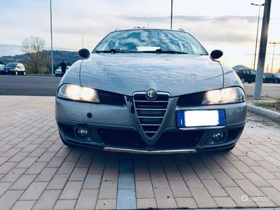usata Alfa Romeo Crosswagon 156 Anno 2006 1.9 JTD4X4 Q4