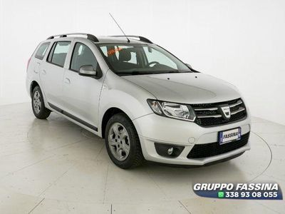gebraucht Dacia Logan MCV 1.5 dCi 8V 75CV Start&Stop La Gazzetta dello Sport