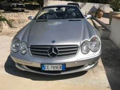usata Mercedes SL350 cat Benzina