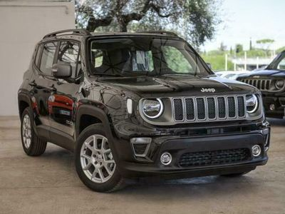 usata Jeep Renegade 1.6 Mjt 130 CV Limited/NAVI8.4/LEDPACK/CARPLAY