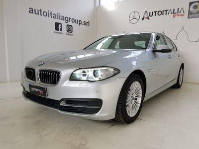 usata BMW 518 Serie 5 d Business aut. del 2013 usata a Pisa