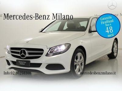usata Mercedes C220 d Automatic Executive
