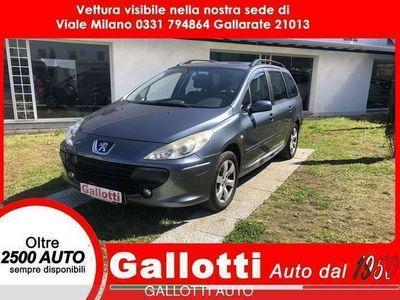 usata Peugeot 307 1.6 16V HDi FAP 110CV SW
