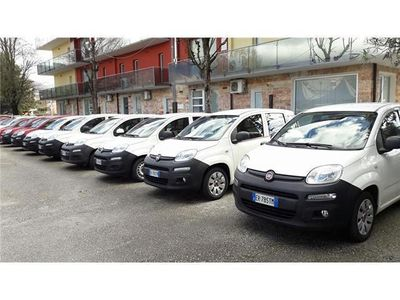 usata Fiat Panda 1.3 MJT DPF Van Active 2 posti STOCK 5 PEZZI