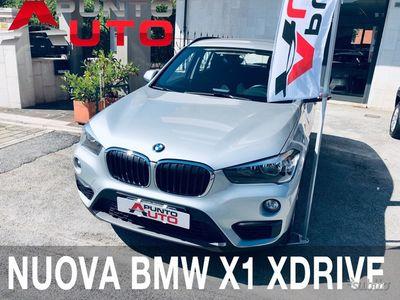 usata BMW X1 xdrive 18d - steptronic- pdc