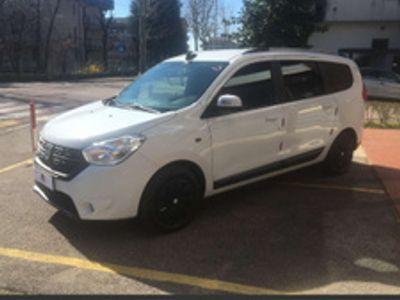 usata Dacia Lodgy 1500 dci 90 cv 5 posti Laureate