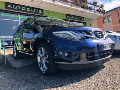 usado Nissan Murano 4X4 Executive Euro5 FAP Navi Tetto Pelle Gancio