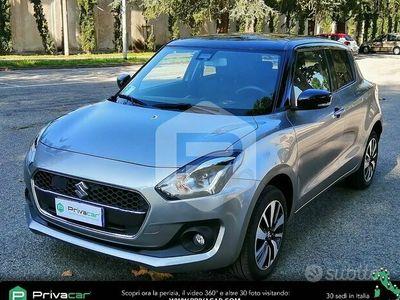 usata Suzuki Swift 1.2 Hybrid 4WD AllGrip Top