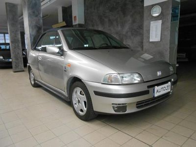 usata Fiat Punto Cabriolet 85 16V cat ELX