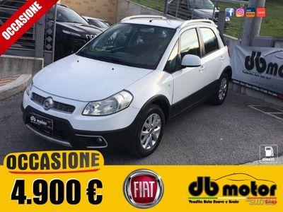 brugt Fiat Sedici 2.0 MJT 16V DPF 4x4 Dynamic