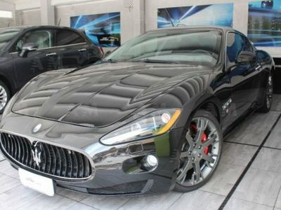 brugt Maserati Granturismo 4.7 V8 automatica S