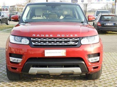 brugt Land Rover Range Rover Sport 3.0 TDV6 HSE Dynamic 7 Posti/Gancio Traino/Garanz.