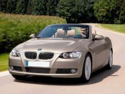 usata BMW 320 Cabriolet d cat Futura Messina
