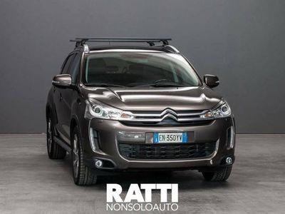 usata Citroën C4 Aircross 1.8 HDi 150CV 2WD Seduction