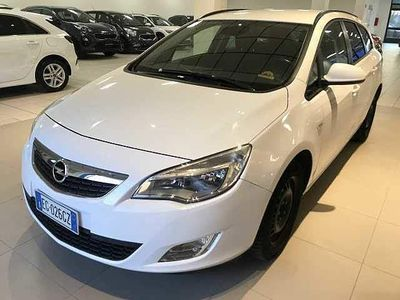 used Opel Astra 1.7 CDTI 110CV Sports Tourer Elective