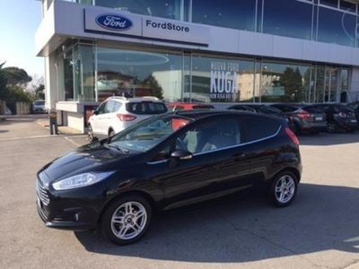 usata Ford Fiesta 1.5 TDCi 75CV 3p. Titanium rif. 7458832