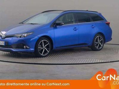 usata Toyota Auris SW Black Edition Touring Sports Hybrid