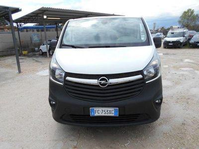 usado Opel Vivaro FURGONE 1.6 CDTI 115 L1H1 27 qli Edition