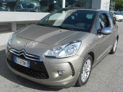 usata DS Automobiles DS3 DS 3 1.6 VTi 120 So Chic