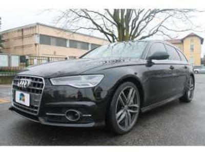 usata Audi S6 Station Wagon Benzina