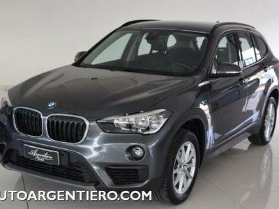 usata BMW X1 sDrive18d Business automatico navi restyling joypa