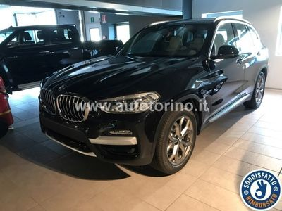 used BMW X3 X3xDrive20d X LINE
