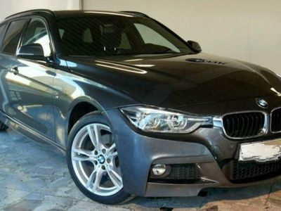 usata BMW 320 d Touring Aut Msport xDrive NAVI LED PDC