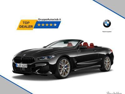 usata BMW 850 Mi xDrive Cabrio