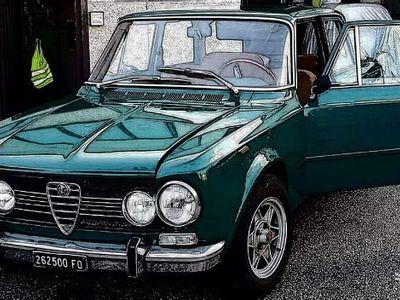 gebraucht Alfa Romeo Giulia 1.3 Super Verde Pino