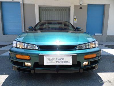 usata Nissan 200 SX silvia uniproprietario service book