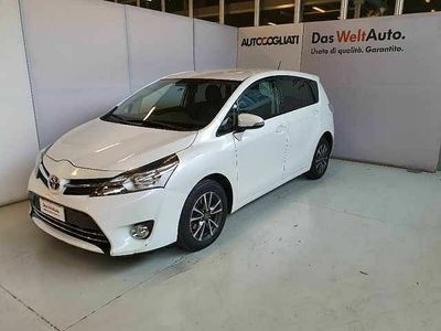usata Toyota Verso 1.6 D-4D 7 posti Business Pack