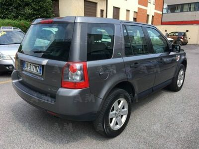 used Land Rover Freelander 2.2 TD4 S.W. S usato