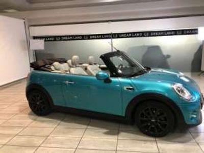 usata Mini Cooper D Cabriolet Cooper D 1.5 HypeLimited AUTOMATICA Diesel