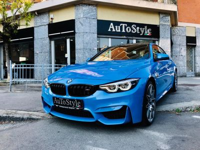 usata BMW M4 Coupé Competition 450cv