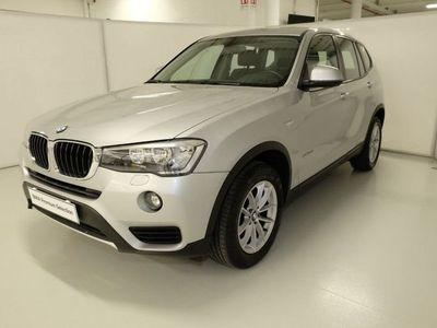 brugt BMW X3 xDrive20d Business aut. del 2016 usata a Asti