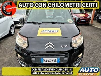 usata Citroën C3 Picasso 1.4 exclusive 66.000km neopatentati/rate/permute