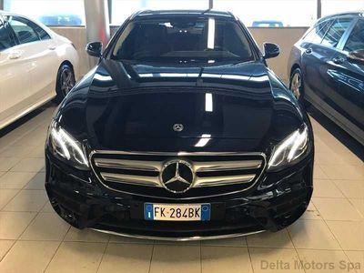 usado Mercedes E220 Classe E (W/S213)S.W. Auto AMG Line