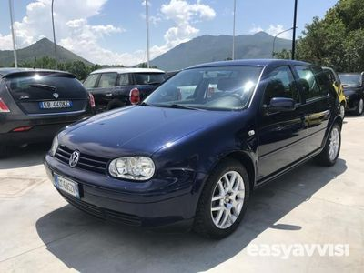 usata VW Golf 1.6 16v 5 porte comfortline benzina