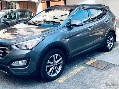brugt Hyundai Santa Fe Santa Fe 2.0 CRDi 4WD Comfort Plus