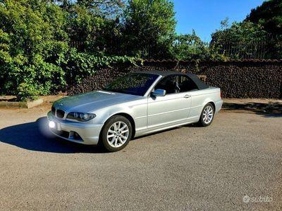 usata BMW 318 Cabriolet
