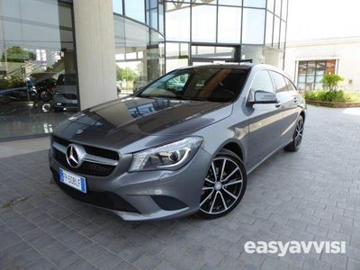second-hand Mercedes CLA200 cdi s.w. automatic sport diesel