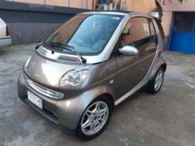 usata Smart ForTwo Cabrio 600 - Interni In Pelle Benzina