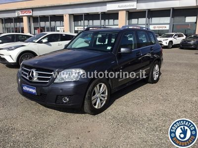 used Mercedes GLK220 CLASSE GLKcdi BE Sport 4matic auto