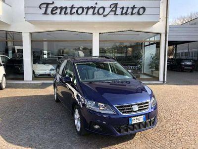 usata Seat Alhambra 2.0 TDI 150 CV CR 4DRIVE Advance AWD