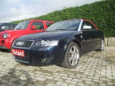 usata Audi A4 Cabriolet 2.5 V6 TDI cat -cv411-