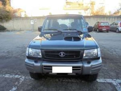 usata Hyundai Galloper TDI Corto Comfort usato